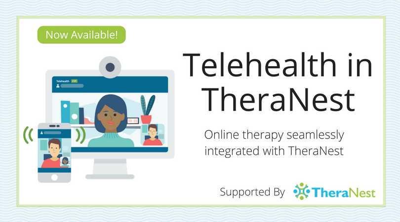 teletherapy by telehealth